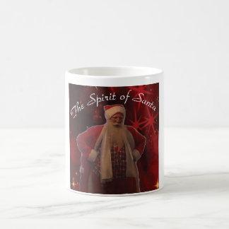 spirit of santa mug