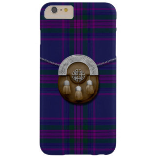 Spirit Of Scotland Tartan And Sporran Barely There iPhone 6 Plus Case