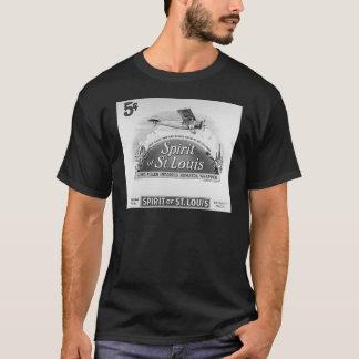 Spirit of St. Louis Vintage Cigar Wrapper T-Shirt