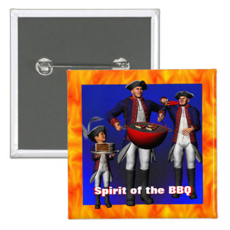 Spirit of the BBQ Pins