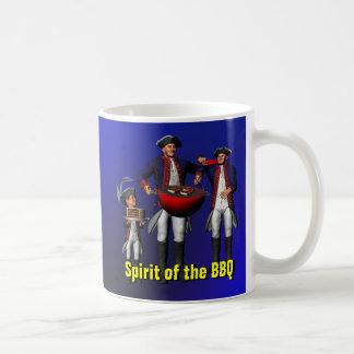 Spirit of the BBQ Classic White Coffee Mug