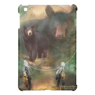 Spirit Of The Bear Art Case for iPad Cover For The iPad Mini