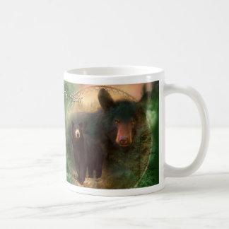 Spirit Of The Bear Art Mug