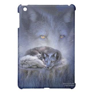Spirit Of The Blue Fox Art Case for iPad iPad Mini Cases