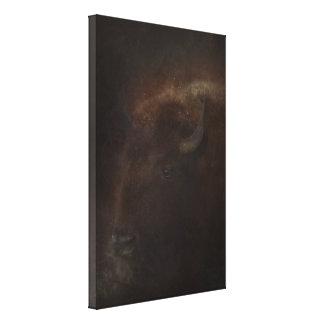 Spirit of the Buffalo Canvas Print