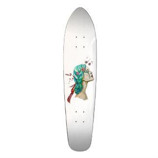 spirit of the candies skateboard deck