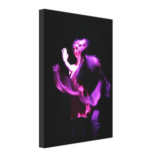 Spirit of The Dance 2 Dancers Photography Canvas