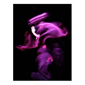 Spirit of The Dance n1 Photography Postcard
