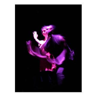 Spirit of The Dance n2 Photography Postcard
