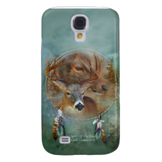 Spirit Of The Deer Art Case for iPhone 3 Samsung Galaxy S4 Covers