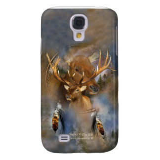 Spirit Of The Elk Art Case for iPhone 3 Samsung Galaxy S4 Covers