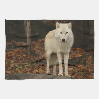 Spirit of the forest hand towel