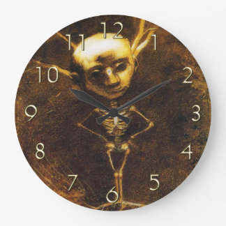 Spirit of the Forest Large Clock