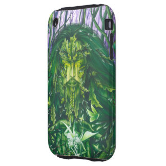 Spirit of the Forest Tough iPhone 3 Cover