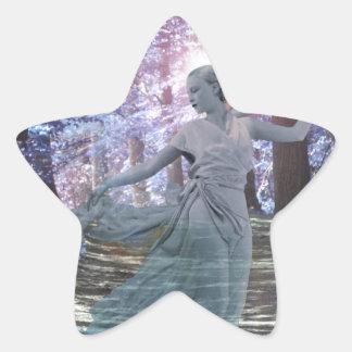 Spirit of the Glen Star Sticker