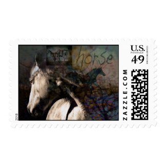 Spirit of the Horse Postage