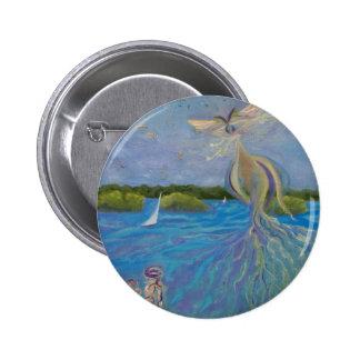 Spirit of the Lake Pinback Buttons