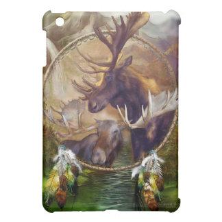 Spirit Of The Moose Art Case for iPad iPad Mini Covers