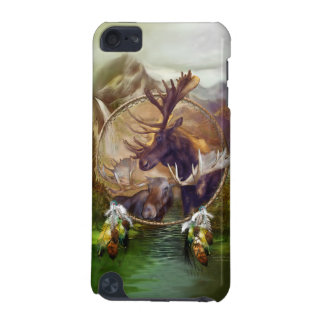Spirit Of The Moose Art Case for iPod iPod Touch 5G Covers