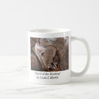 Spirit of the Mustang Mug