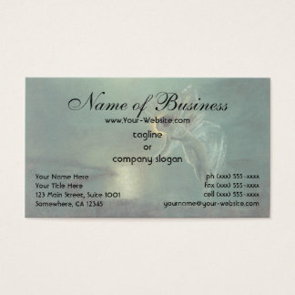 Spirit of the Night by Atkinson Grimshaw Business Card