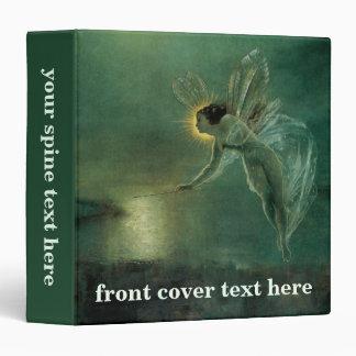Spirit of the Night by Grimshaw, Victorian Fairy Vinyl Binder