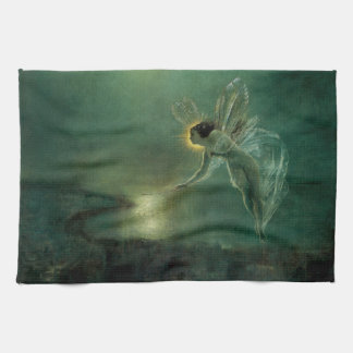 Spirit of the Night by Grimshaw, Victorian Fairy Hand Towel