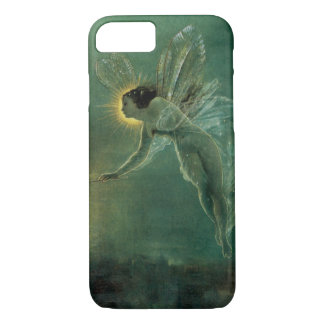 Spirit of the Night by Grimshaw, Victorian Fairy iPhone 8/7 Case