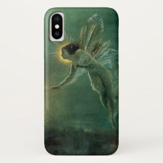 Spirit of the Night by Grimshaw, Victorian Fairy iPhone X Case