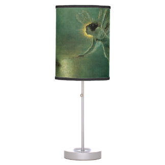 Spirit of the Night by Grimshaw, Victorian Fairy Table Lamp