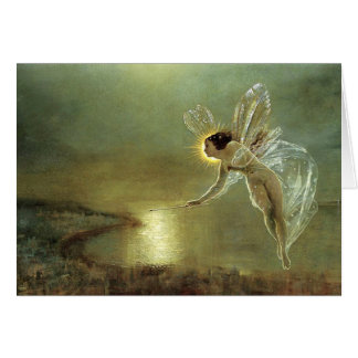 Spirit of the Night by John Atkinson Grimshaw Card