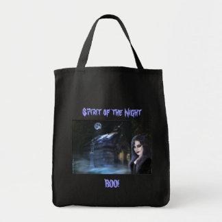 Spirit of the Night Halloween Bag