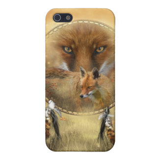 Spirit Of The Red Fox Art Case for iPhone 4