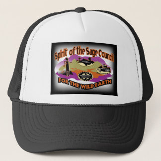 Spirit of the Sage Council fundraiser Trucker Hat
