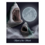 Spirit of the Shark Poster