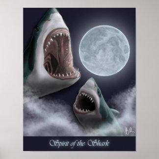 Spirit of the Shark Poster