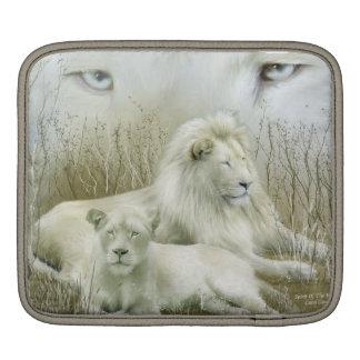 Spirit Of The White Lion iPad Sleeve