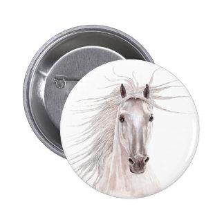 Spirit of the Wind Horse -vintage- 2 Inch Round Button