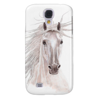 Spirit of the Wind Horse -vintage- Samsung Galaxy S4 Covers