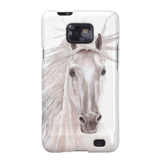 Spirit of the Wind Horse -vintage- Samsung Galaxy SII Cases