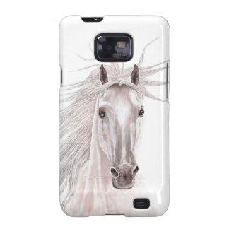 Spirit of the Wind Horse -vintage- Samsung Galaxy S2 Case