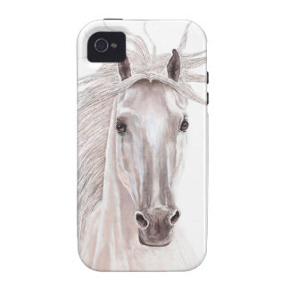 Spirit of the Wind Horse -vintage- Vibe iPhone 4 Covers
