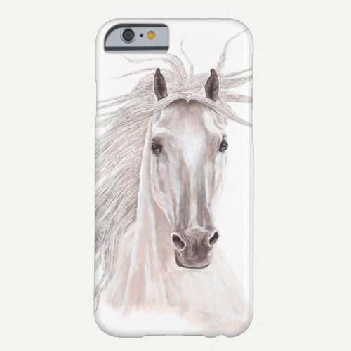 Spirit of the Wind Horse -vintage- Barely There iPhone 6 Case