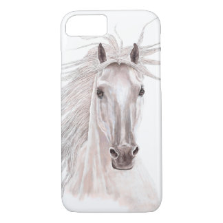 Spirit of the Wind Horse -vintage- iPhone 7 Case