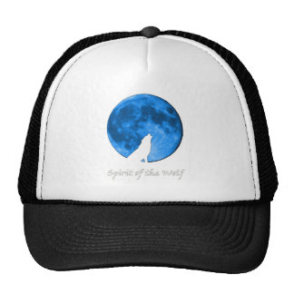 Spirit of the Wolf - Blue Hats