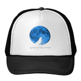 Spirit of the Wolf - Blue Trucker Hat