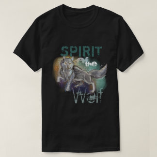 Spirit of the Wolf Dark T-Shirt