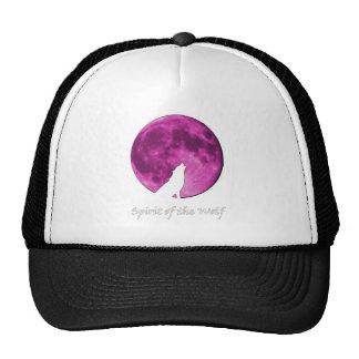 Spirit of the Wolf - Pink Trucker Hat