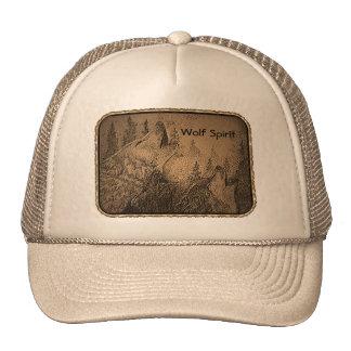 Spirit of the Wolf Trucker Hat