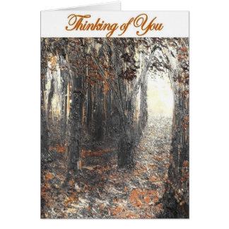 Spirit of the Woods V Card